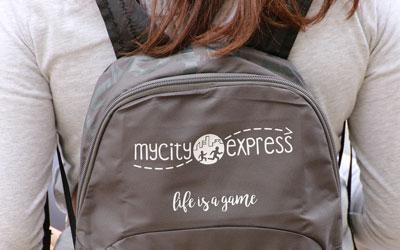 MyCityExpress est un jeu de piste permettant de visiter Budapest tout en s'amusant