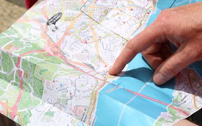 MyCityExpress est un jeu de piste permettant de visiter Lisbonne tout en s'amusant