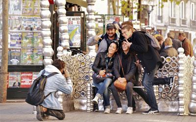 MyCityExpress est un jeu de piste permettant de visiter Paris tout en s'amusant