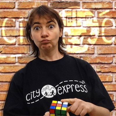 MyCityExpress est un jeu de piste permettant de visiter les plus belles villes du monde tout en s'amusant