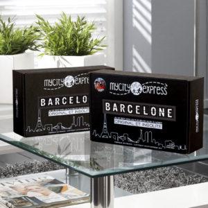 Les Box insolites pour Barcelone, jeu de piste touristique