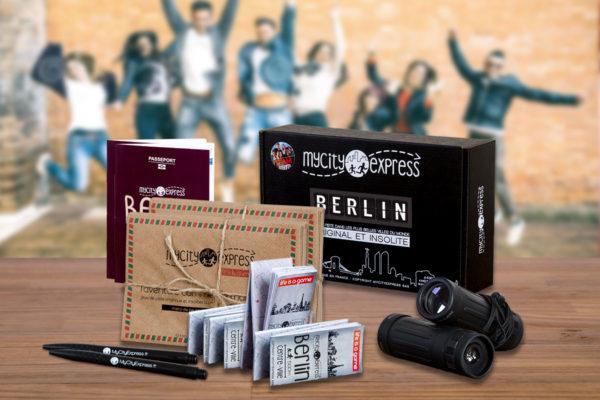 EVJF insolite à Berlin, jeu de piste dans la ville pour visiter en s'amusant