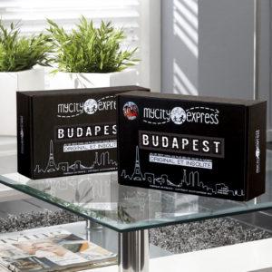 Les Box insolites pour Budapest, jeu de piste touristique
