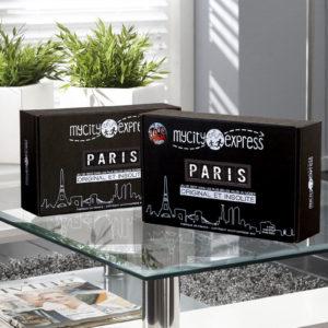 Les Box insolites pour Paris, jeu de piste touristique