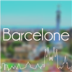 Jeu de piste original et insolite a Barcelone