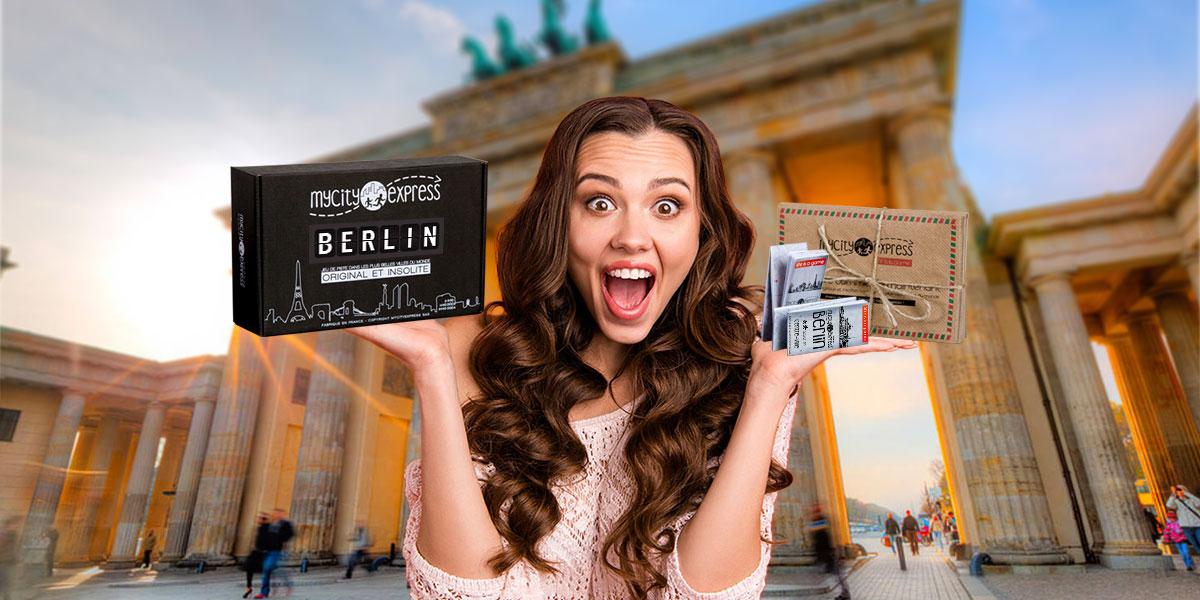 Jeu de piste pour visiter autrement Berlin
