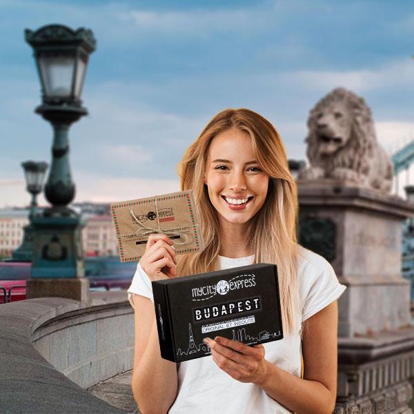Jeu de piste pour visiter autrement Budapest