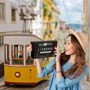 Jeu de piste pour visiter autrement Lisbonne