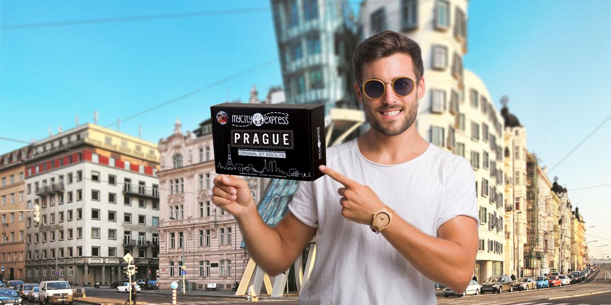 Jeu de piste pour visiter autrement Prague