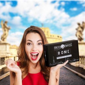Jeu de piste pour visiter autrement Rome