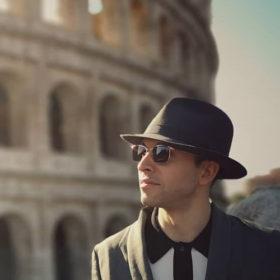 Fil Rouge Borsalino à Rome
