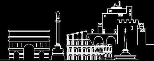 Un parcours dans ROME à travers 20 étapes à découvrir